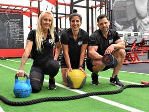 Look what's happening next at this Mackay gym