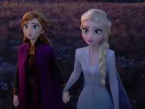 Sneak peek at Frozen 2
