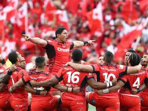 Tonga name squad for New Zealand showdown