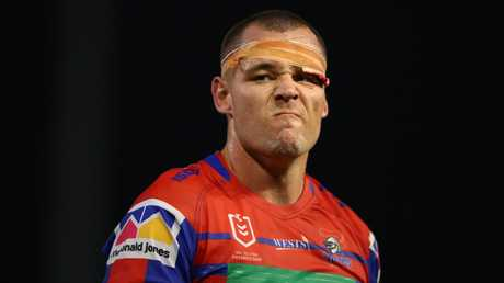 Klemmer has taken his great play to Newcastle. Photo by Tony Feder/Getty Images.