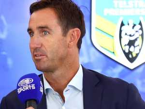 Johns phone call reveals Blues' shake-up