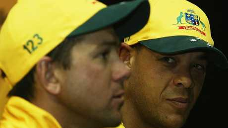 Few men had as much of an impact on Symonds' career as Ricky Ponting