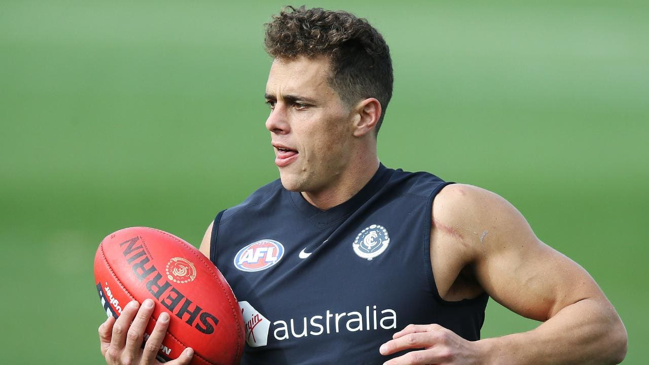 Will opposition teams follow Carlton's lead and send a tagger to Lachie Neale? Picture: Michael Dodge/Getty Images.
