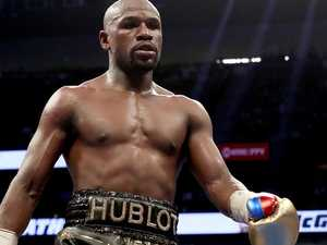 Mayweather dethroned as world's richest athlete