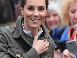 'Tense' Kate relaxes for outing with Will