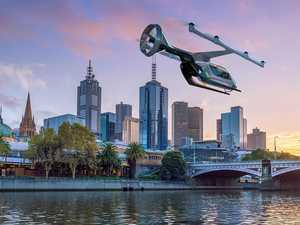 Uber's 'flying cars' coming to Australia