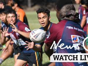 REPLAY: Ipswich SHS v St Mary's Toowoomba in the Langer Cup