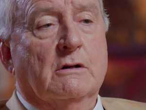 Alan Jones' rare admission of regret