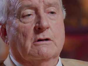 Alan Jones' rare admission of regret