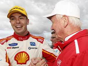 McLaughlin poised to overtake Brock on legends list