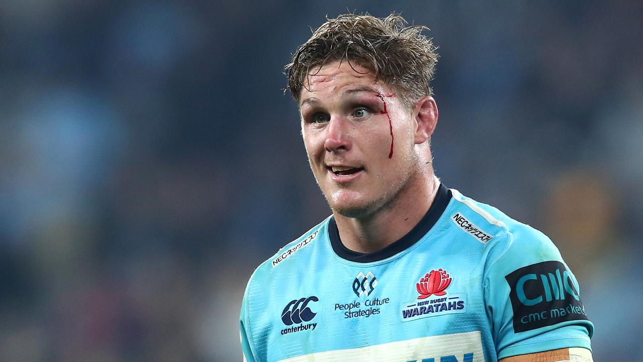 Michael Hooper is almost certain to miss six weeks of football. Picture: Getty