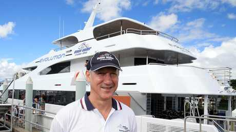 Down Under Cruise & Dive's Peppi Iovannella. PICTURE: JUSTIN BRIERTY