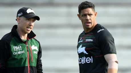 Gagai says he doesn't want to leave Redfern. Image: AAP Image/Joel Carrett