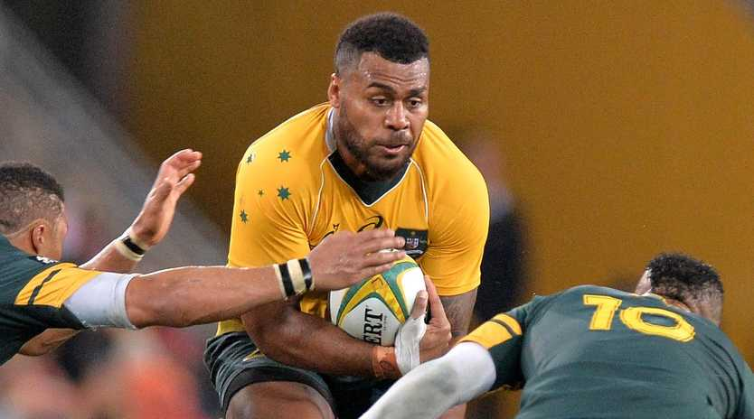 Samu Kerevi is heading to Japan after the World Cup. Picture: Getty