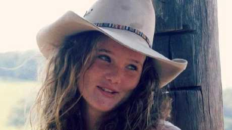 Holly Winta Brown, 17, died at the 2015 Laura Rodeo and Races.
