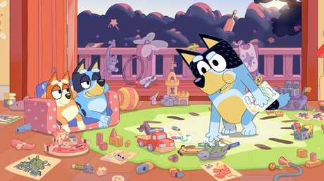 Already Bluey is the most watched series ever on ABC iview with more than 90 million plays.