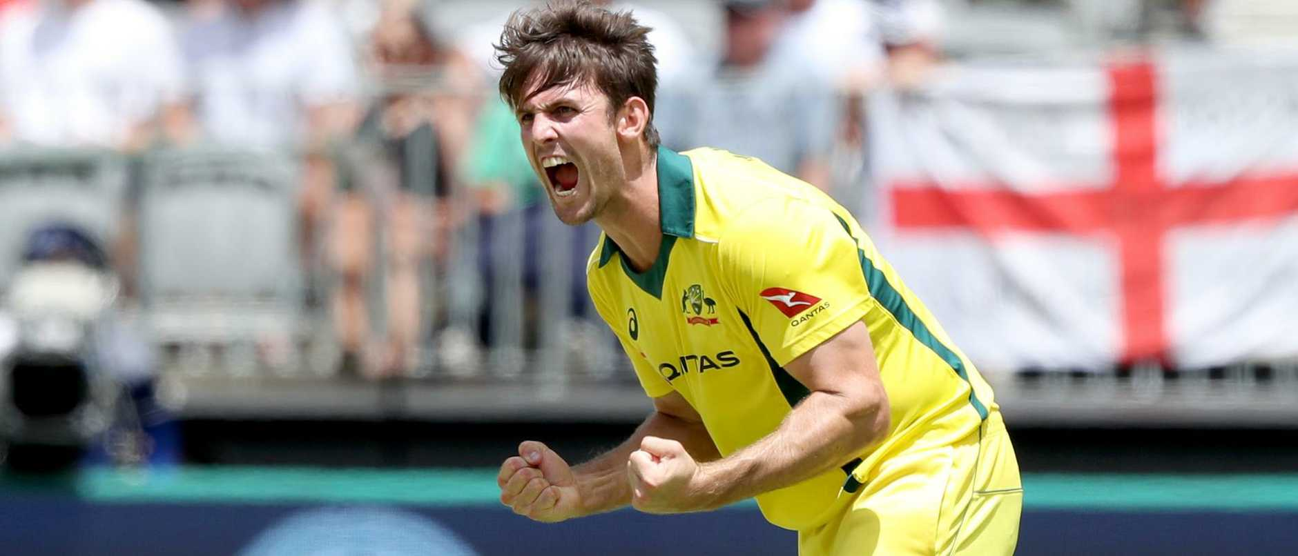 Mitch Marsh may get his chance against Pakistan.