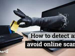How to detect and avoid online scams