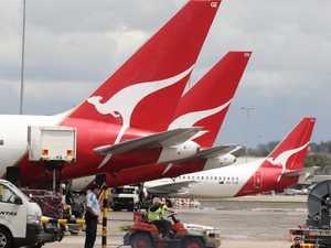 Qantas cancels all overseas flights until October