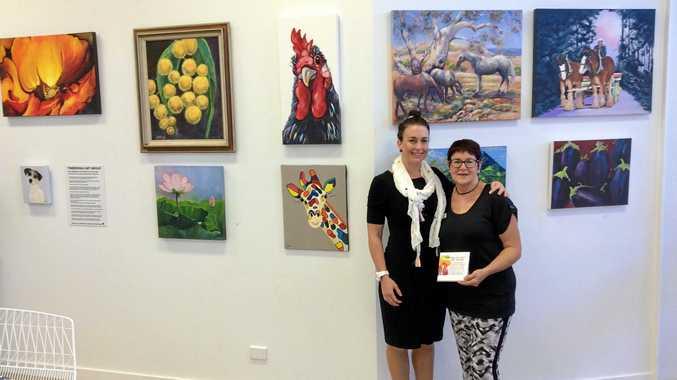 Art group hits a quarter century