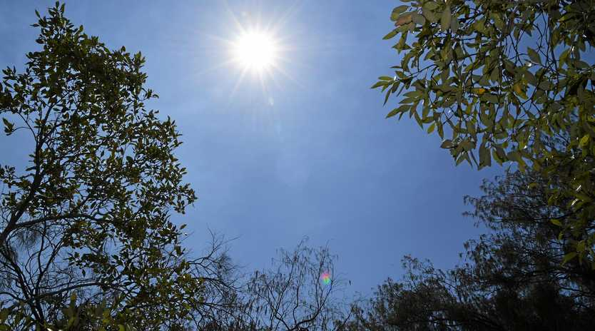 SUN'S OUT: The sun has been heating up Biloela's winter.