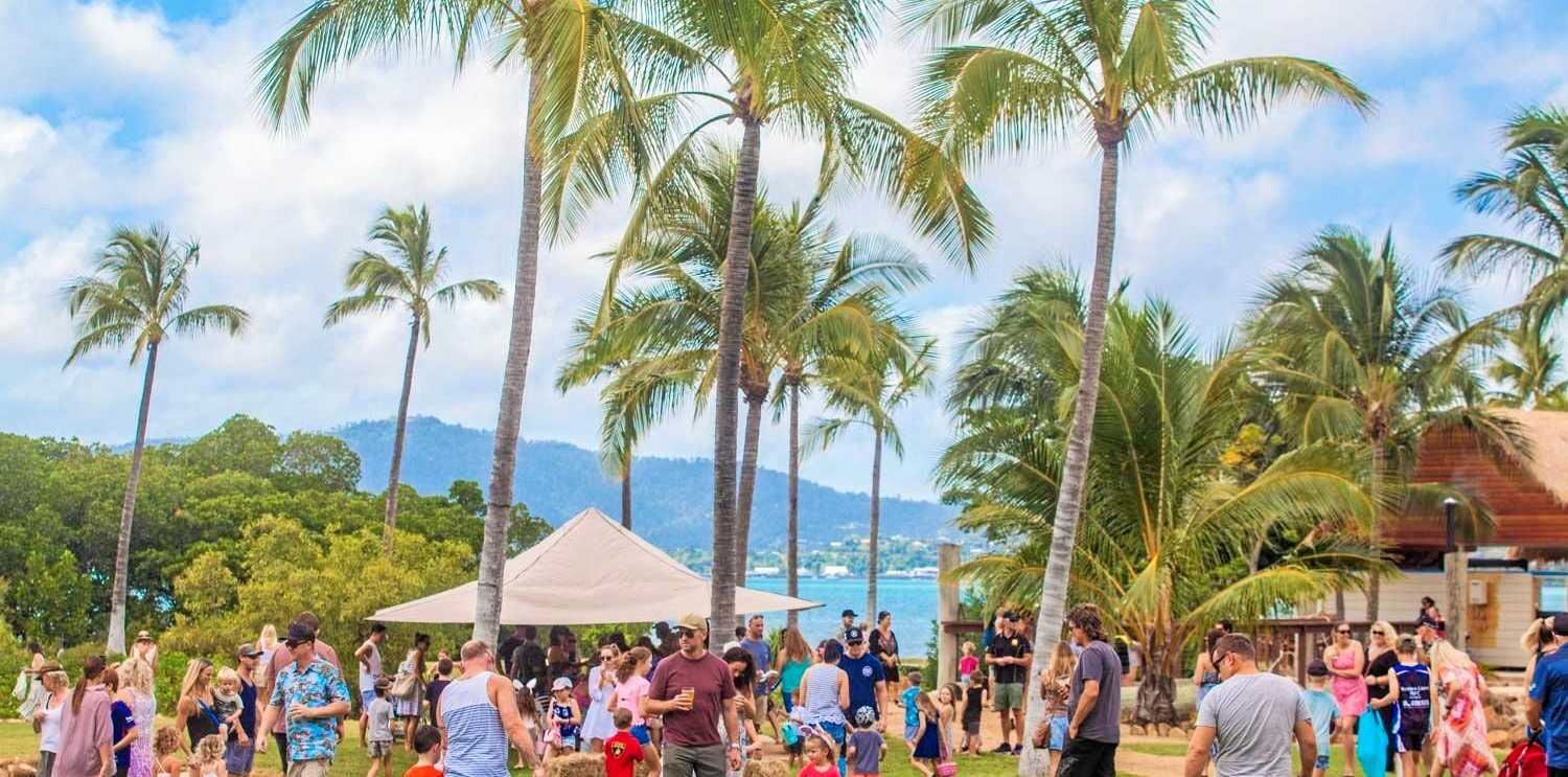 Northerlies will form part of the Airlie Beach Race Week festivities in 2019.