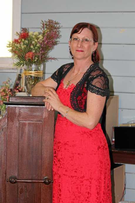Hilltop Chapel's owner Karen Betts.