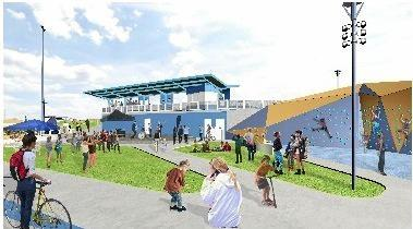 POWERING ON: Gympie's Memorial Pool redevelopment project is moving fast.