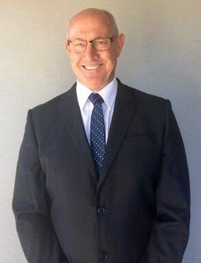 North Burnett Regional Council CEO Gary Rinehart.