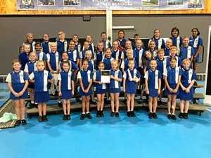 Singing students earn Mackay school top award