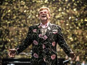 ELTON'S COMING: Rocketman to land on Sunshine Coast