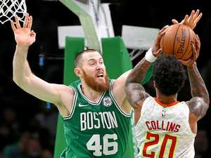 Baynes takes up final year of Celtics contract for $8.5m