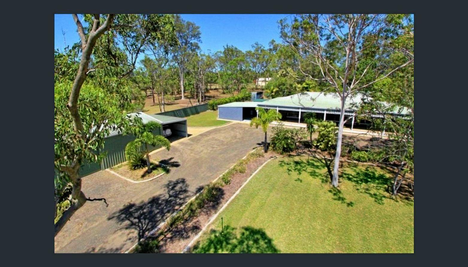 PARADISE: 1 Bush Road, Branyan is an entertainers dream with a Man Cave and outdoor entertainment area.