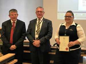South Burnett council program a finalist for excellence