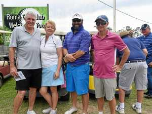 Outback Masters tees off in Roma on Monday