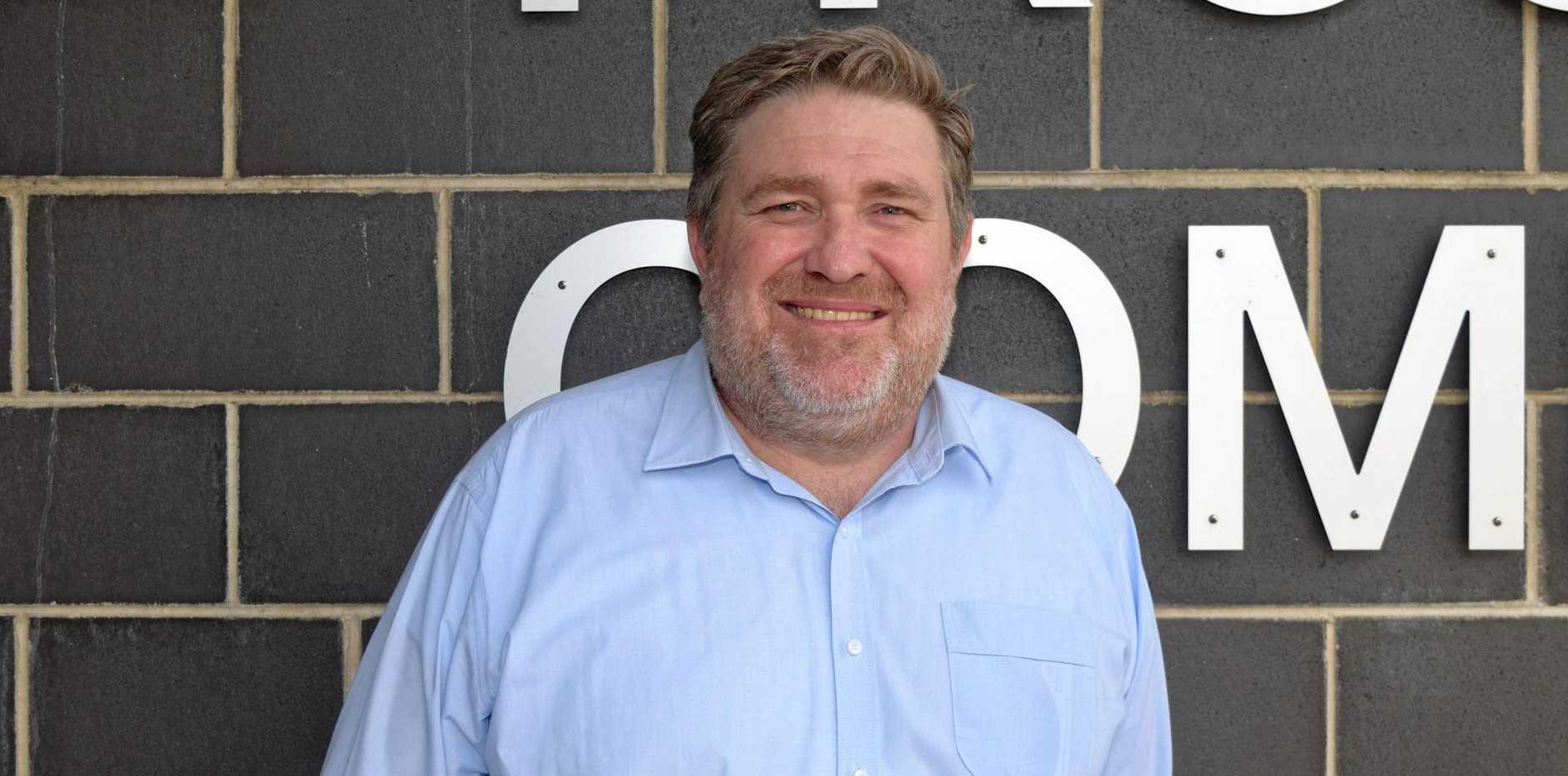Adani CEO Lucas Dow.
