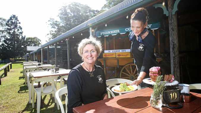 New Tweed cafe showcases region's produce