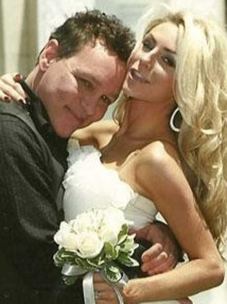 The couple's wedding made headlines.