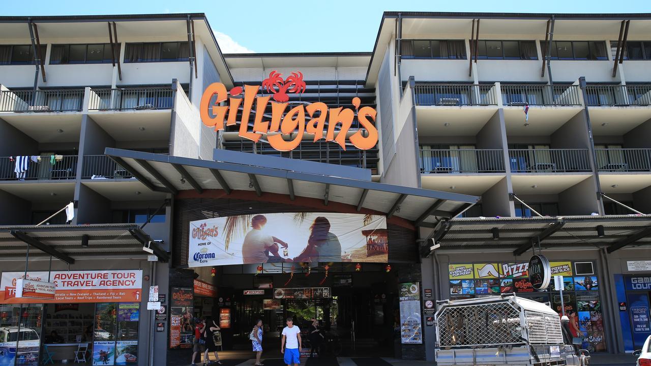 Gilligan's nightclub. PICTURE: JUSTIN BRIERTY