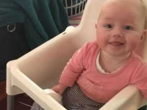 Dad jailed for killing baby girl