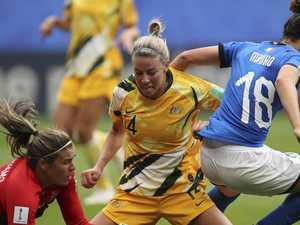 Cagey Matildas keep Brazil guessing