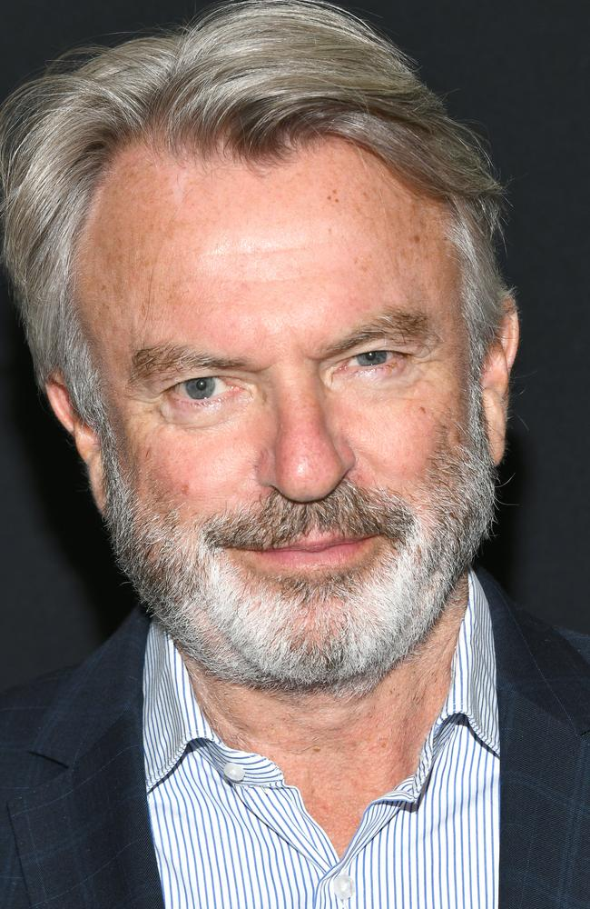 Sam Neill said the delays were 'disgraceful'. Picture: Araya Diaz/Getty Images for Ovation TV.