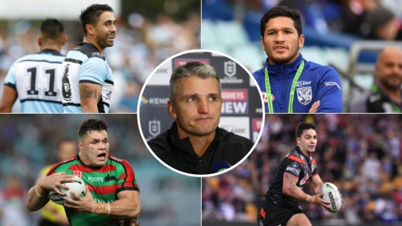 The NRL's transfer madness must stop, says Paul Crawley.