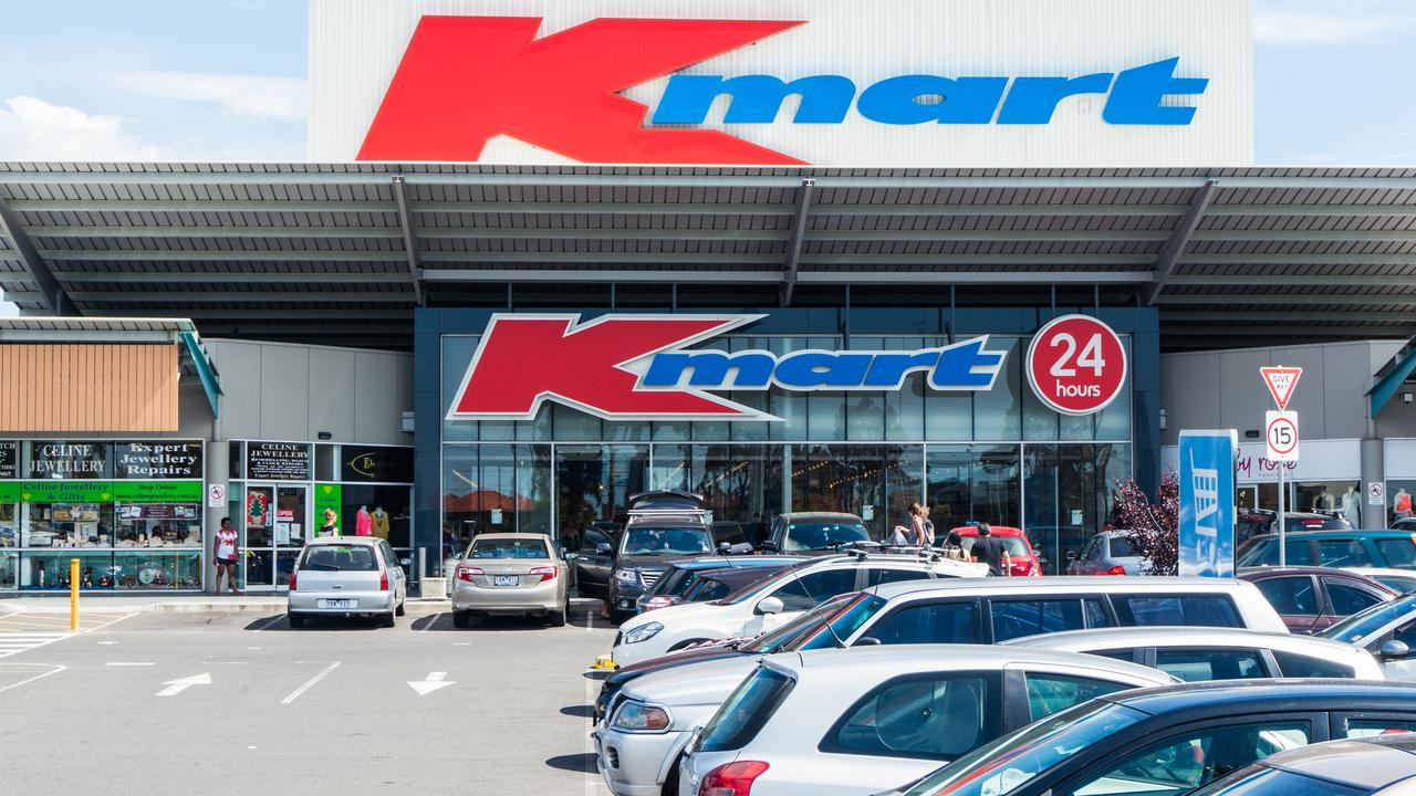 Wesfarmers has downgraded profit forecasts for Kmart and Target. Picture: iStock
