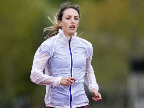 Gabriele Grunewald impressed many with her courage. Picture: Carlos Gonzalez/Star Tribune via AP