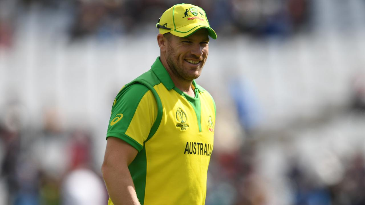 Aaron Finch's captaincy has proven a key in Australia's title defence.