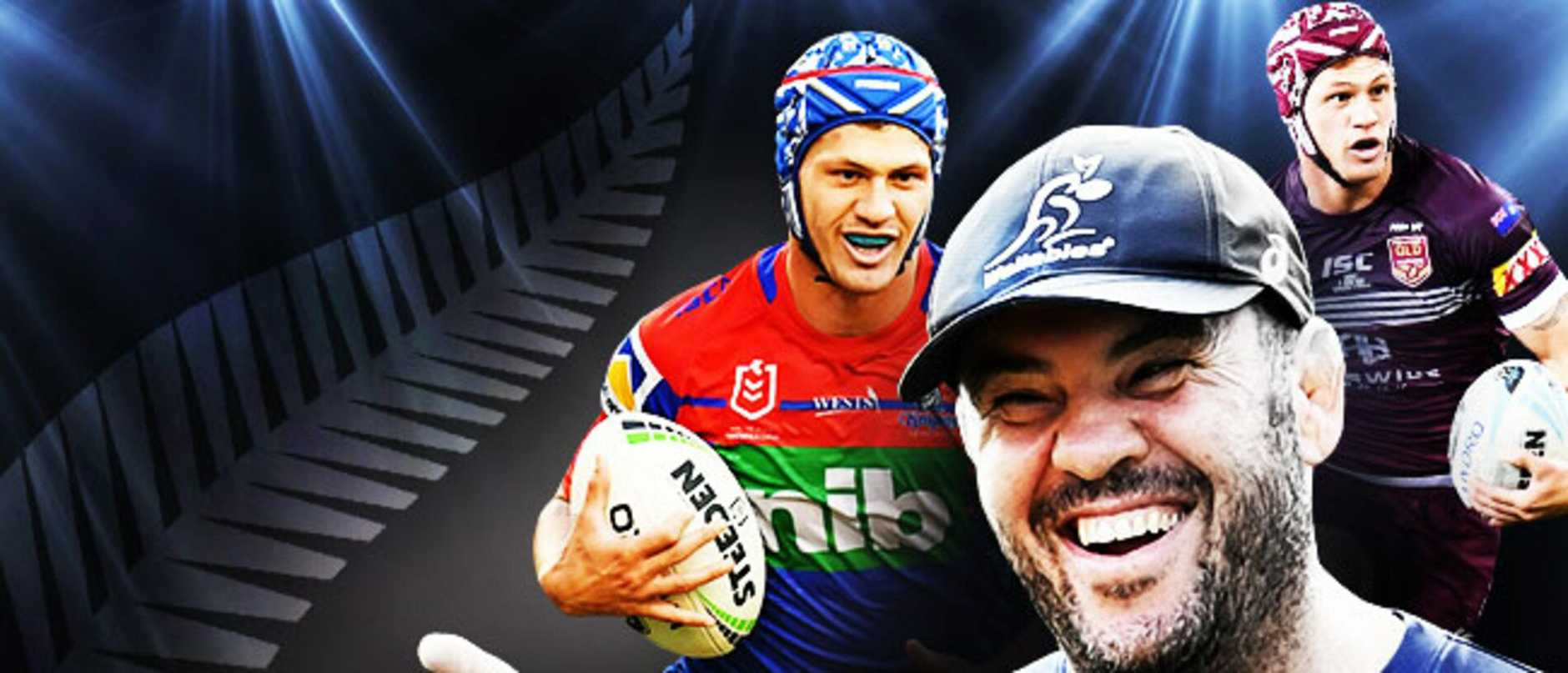 Michael Cheika reaches out to Ponga in a bold bid to lure the NRL superstar to rugby, via Dean Ritchie.