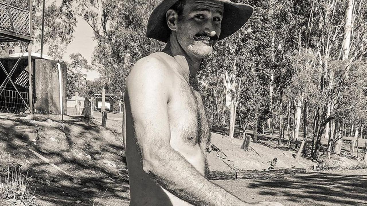 Mick from MAFS has shared this nude snap on Instagram.