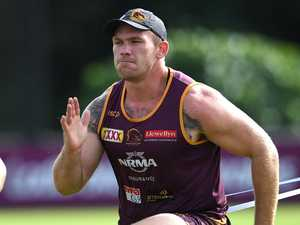 Lodge moving closer to Broncos captaincy