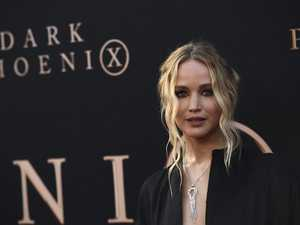 J. Law in tears after failed hens' party